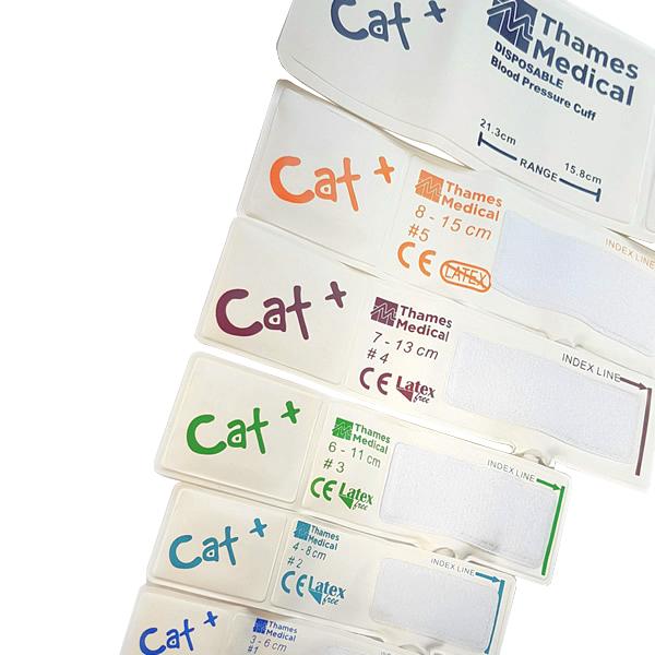 CAT Cuffs 1 - CAT+ Cuffs
