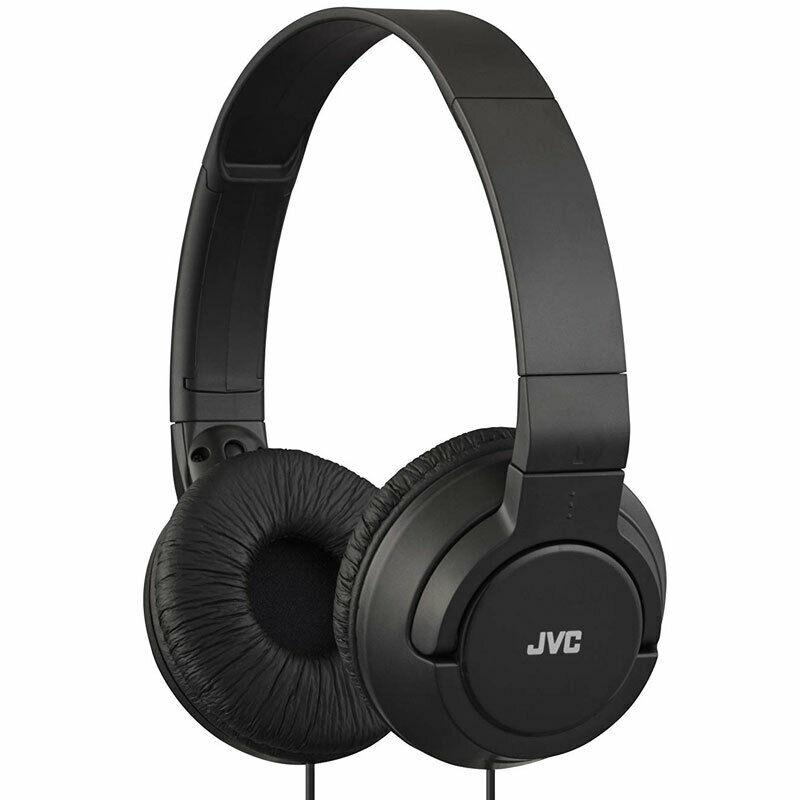 jvc HAS 180 - JVC Flats Stereo CAT+ Headphones