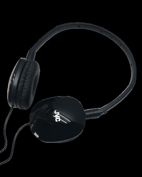 Headphones Website Picture 600x749 - JVC Flats Stereo CAT+ Headphones